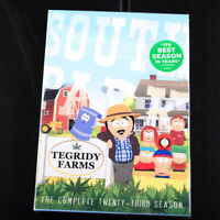 South Park: The Complete Twenty-Third Season 23 (DVD 2-Disc Set) New Fast