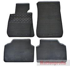 Caoutchouc tapis caoutchouc tapis de sol 4 pièces pour BMW 1er e87 ab Bj. 11/2003 - 2012
