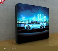 Frameless Led Advertising Light box Signs 24'' x 24'' - Custom made