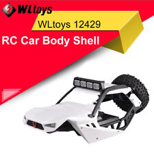 Original WLtoys 12429 Car Shell A979-B-01 Body Shell White 1/12 RC Car Cover