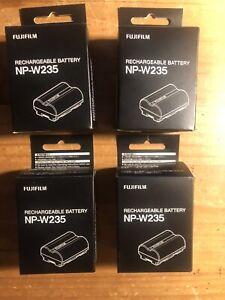 1 Fujifilm np-w235 Battery For Fujifilm XT4 and Similar Models