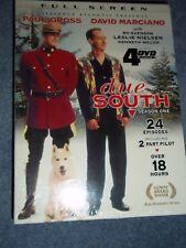 DUE SOUTH: SEASON 1 (4PC) - DVD - Region 1 - Sealed
