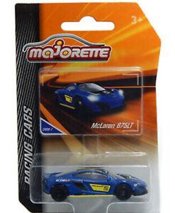 MAJORETTE RACING CARS 248B-1 McLaren 675LT  DI05662 Diecast Model