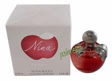NINA BY NINA RICCI 1.7/1.6 OZ EDT SPRAY FOR WOMEN NEW IN BOX