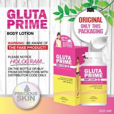 Gluta Prime Intensive Whitening L-Glutathione Brightening Skin Body Lotion 300ml