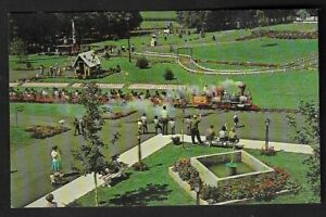 1960's Lancaster,PA - Dutch Wonderland Train Postcard