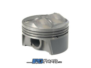Mahle Gold Series Pistons Fits Honda Prelude H22 Engines 87mm Bore 12.0:1 Comp