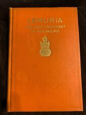Lemuria, The Lost Continent of the Pacific, XII, 2nd Edition 1935