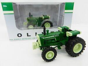 2018 SpecCast 1:64 OLIVER 1955 Wide Front Tractor w/FWA 3pt Hitch *NIB*
