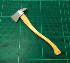 1/6 Scale Custom Metal Fireman Axe Hatchet Handmade Firefighter Action Figure