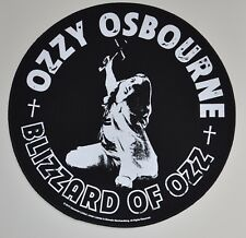 OZZY OSBOURNE - Blizzard Of Ozz - Backpatch - 29 cm - 164676