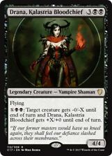 2x Drana, Capo Sanguinario Kalastria - Kalastria Bloodchief MTG MAGIC C17 Eng