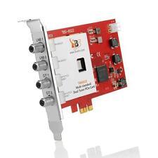 TBS 6522 Multi Standard Dual DVB-S2/S, DVB-T2/T, DVB-C2/C, DVB-S2X and ISDB-T