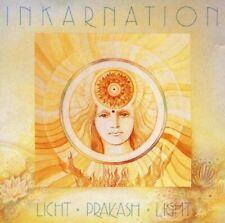Oliver Serano-Alve Inkarnation-Licht (1987, & Margot Vogl, Veit Wayman) [CD]