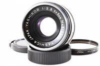Yashica Yashikor 5cm F/2.8 Lens Leica Screw mount LTM L39 812370 Exc++