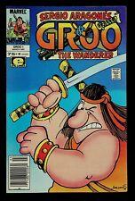 Groo the Wanderer #1 (Epic, Newsstand) VF- Aragones, The Minstrel, Taranto
