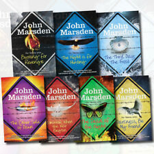 John Marsden Tomorrow when the war began Series Collection 7 Books Set Pack NEW