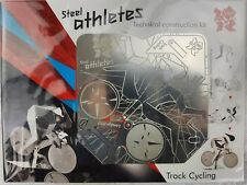 Olympic Track Cycling Stainless Steel Origami Construction Kit Christmas Gift