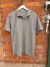 Poloshirt Gr.M, grau, 319-206-B