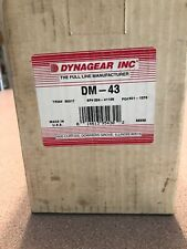 M43/Dm-43 Oil Pump Dynagear Inc Made In USA New Old Stock