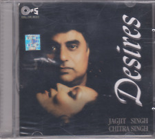 Desires By jagjit , chitra Singh   [Cd] 1st Edition  Tips - India made Cd