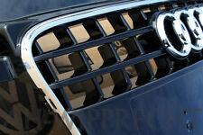 NEU Original Audi TT 8J Kühlergrill schwarz glänzend TTS TT RS Gitter Chromgrill