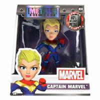 Captain Marvel 4 inch Diecast Figure Jada M350