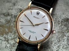 Rolex Mechanical (Hand-winding) Polished Round Wristwatches