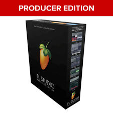 Image Line FL Studio 12 Producer Edition - Music Production Software - Box Copy