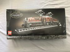 Lego Creator Expert Crocodile Locomotive 2020 (10277)