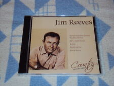 Jim Reeves CD sessioni Country