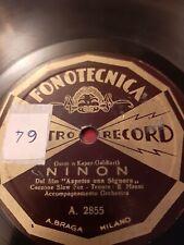 R. MANNI- NINON - SON COME TU MI VUOI - FONOTECNICA A 2853