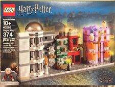 LEGO 40289 Harry Potter Diagon Alley Micro Build Brand New, Sealed Ollivander