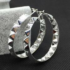 Jewelry Rhinestone Sexy Crystal Earrings Ear Stud Hoop