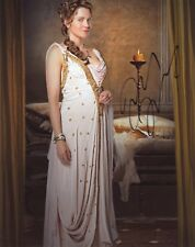 "~~ LUCY LAWLESS Authentic Hand-Signed ""SEXY SPARTACUS"" 8x10 Photo ~~"