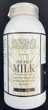 Archipelago Botanicals Oat Milk Bath Crystals 10 oz, Brand New