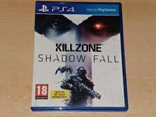 Killzone Shadow Fall PS4 Playstation 4 (D) **FREE UK POSTAGE**