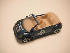 Special Limited Edition Matchbox Volkswagen Cabrio 2003 MB Convention Color Comp