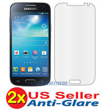 2x Anti-Glare LCD Screen Protector Guard for Samsung Galaxy S4 IV SGH-M919