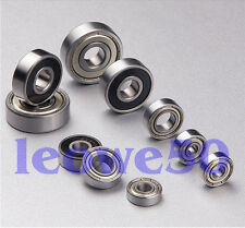 High Quality Metric Ball Bearings-various Sizes Models 604zz 10