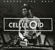 CHANGE THE BEAT-THE CELLULOID RECORDS 2 CD NEW+