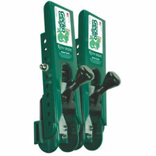 PacTool Gecko Gauge SA903 8in x 5/16in Plastic Fiber Cement Siding Tool Green 2