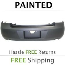Fits: 2011 2012 2013 Chevy Impala Rear Bumper PAINTED Dual Exhaust