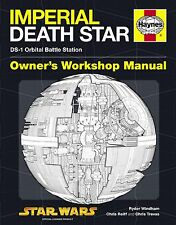 HAYNES IMPERIAL DEATH STAR DS-1 ORBITAL BATTLE STATION MANUAL STAR WAR BOOK