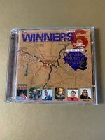 The Winners Vol 6 - Various Artists (2CD 1998) 34tracks like new