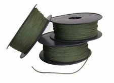HOOTCHIE CORD - OLIVE NYLON GREEN 50M SPOOL AUSSIE ARMY