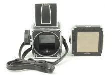 【MINT】 Hasselblad 500CM 500C/M Camera Body w/ A12 Type II Film Back From JAPAN