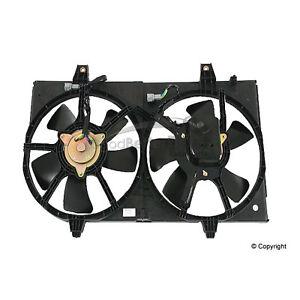 One New Performance Radiator Engine Cooling Fan Motor 620360 B14815U003