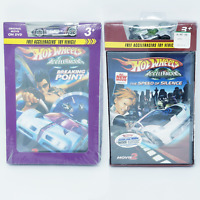 Hot Wheels Acceleracers DVD Lot | Exclusive RD-06 & Spine Buster | Rare