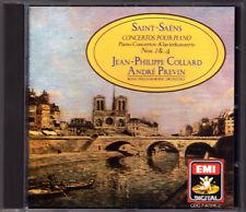 Jean-Philippe COLLARD: SAINT-SAENS Piano Concerto No.2 4 PREVIN CD Made in Japan